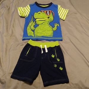 healthtex Matching Sets - 3t boys outfit